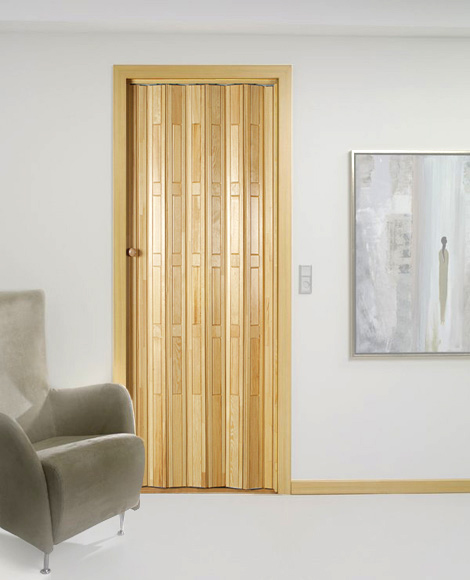 Wooden Accordion Doors : Folding doors solid wood