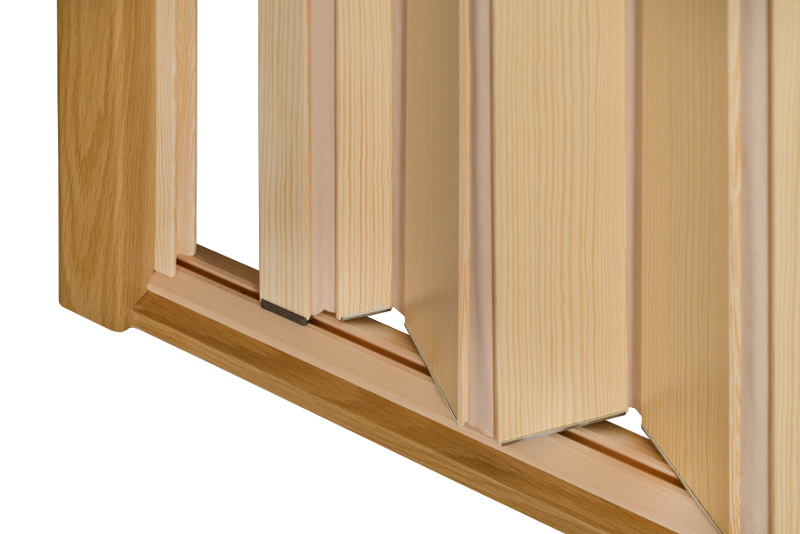 Wooden Folding Doors : Wooden folding doors high quality