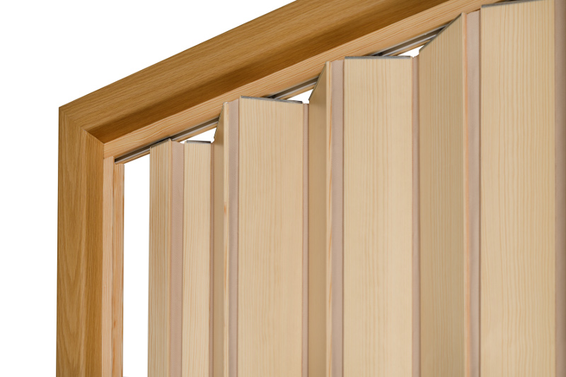 Wooden Folding Doors : Folding doors internal solid wood